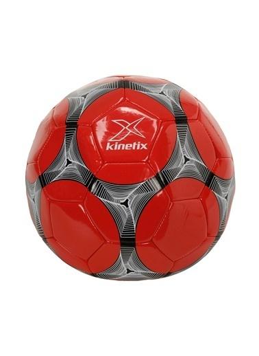 Kinetix Futbol Topu Kırmızı